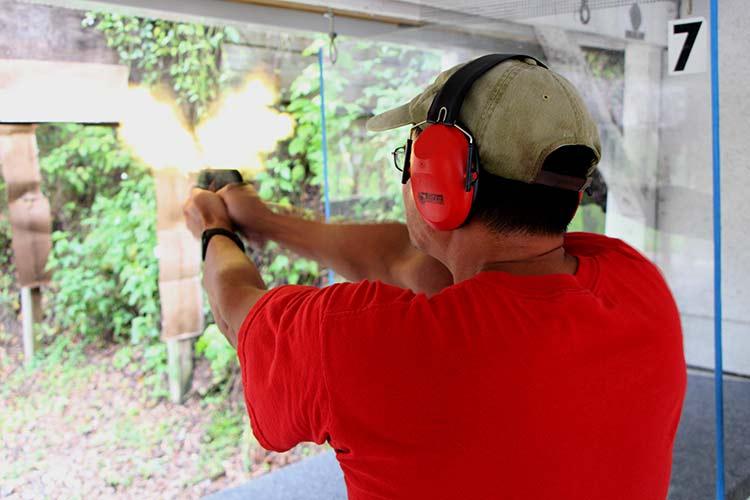 review of the DoubleTap pistol
