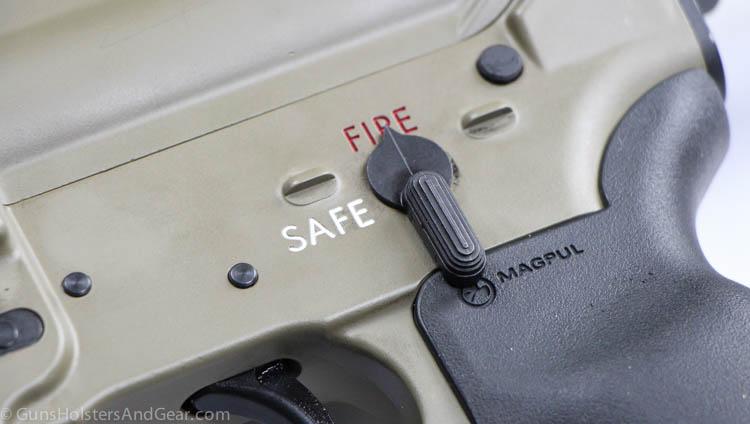 safety close up