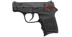 New Bodyguard 380 Pistols Without Thumb Safety