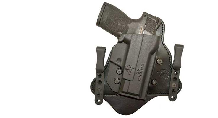 Smith and Wesson MP45 Shield Holsters
