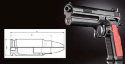World's Fastest Handgun Cartridge – or Not? The 7.5 FK BRNO