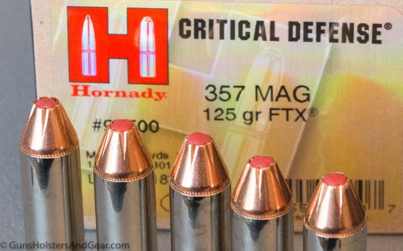 Hornady Critical Defense 357 Magnum Review