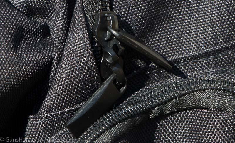 lockable zippers