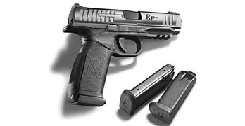 Remington RP45: New Pistol Being Launched at NASGW