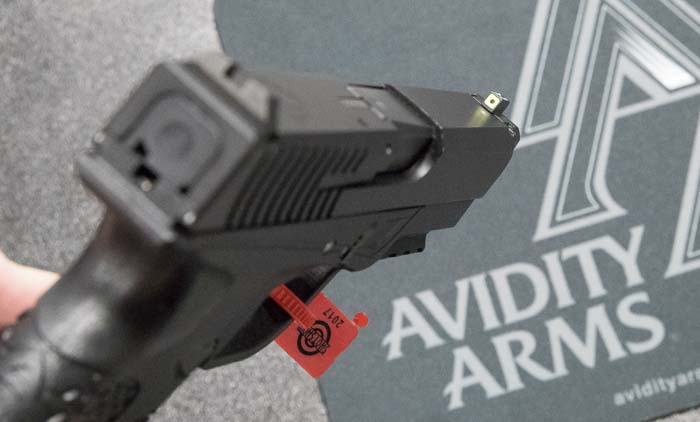 Avidity Arms PD10 sights