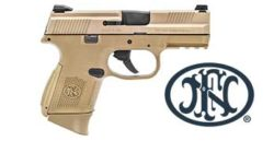 New Color: FNS-9 Compact in FDE