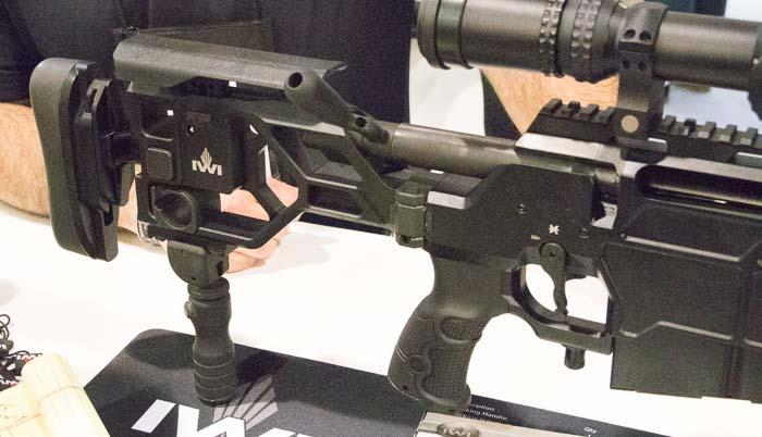 IWI DAN Sniper Rifle