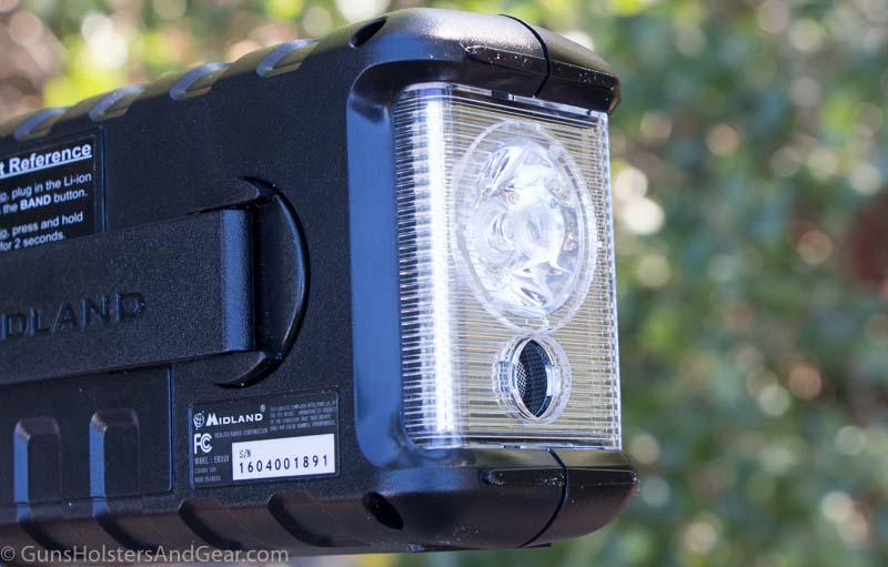 midland flashlight