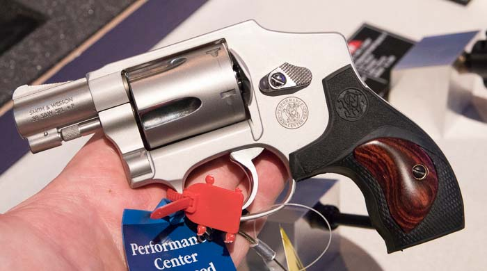 Smith and Wesson 642 Performance Center
