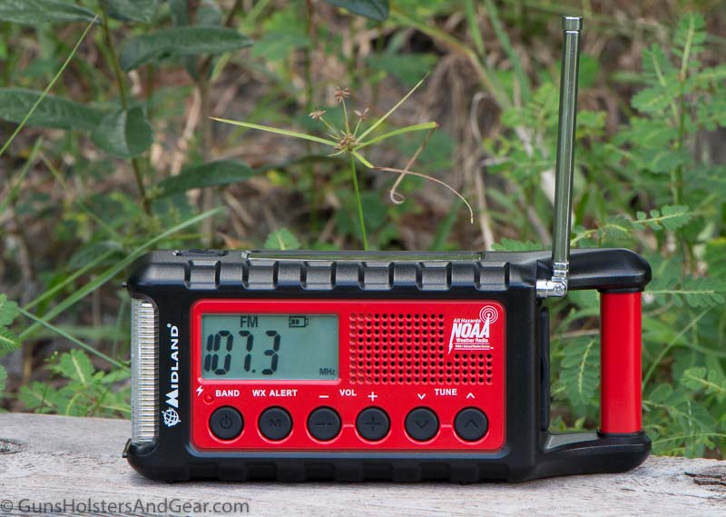 portable weather radio review