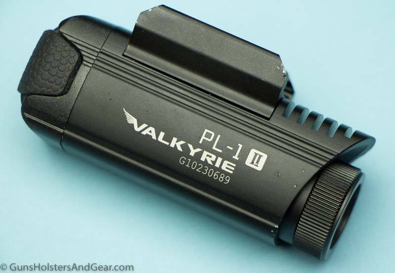 review of the Olight Valkyrie