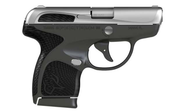 new Taurus pistol