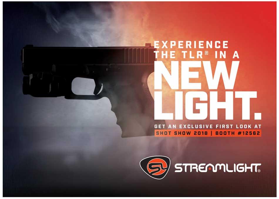 New Streamlight for 2018