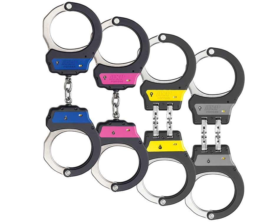 ASP colored handcuffs