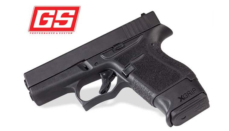 SS80: 80% Glock 43 Compatible Frame