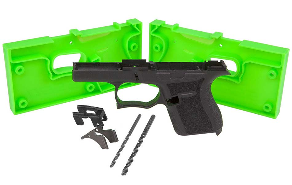 SS80 Glock 43 frame featured image