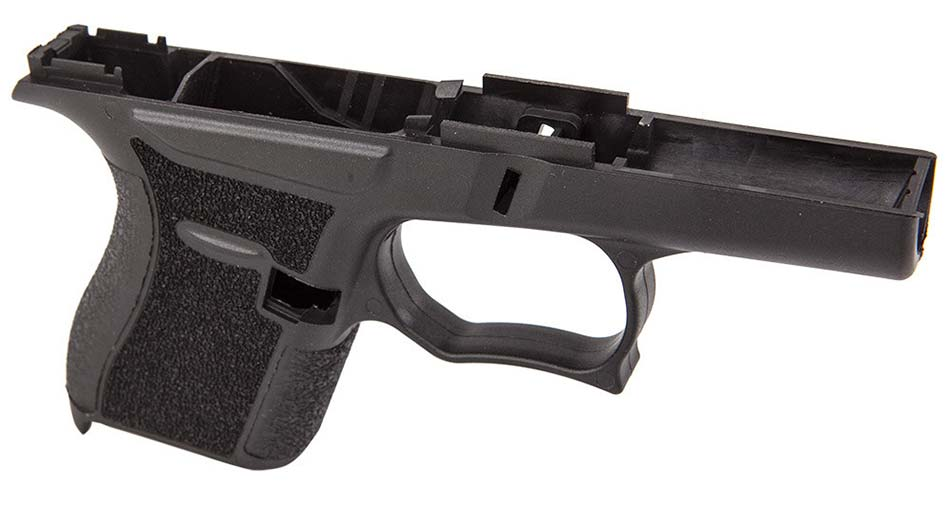 SS80: 80% Glock 43 Compatible Frame