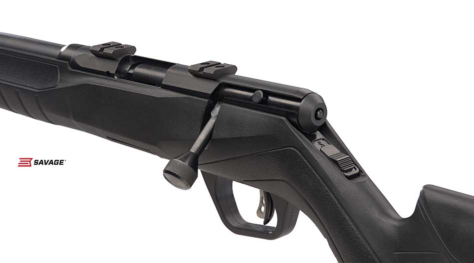 Savage Arms Left Handed Rifles