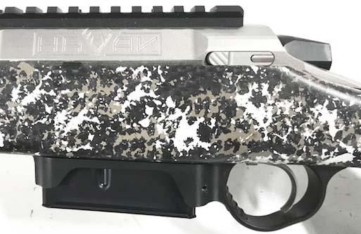Seekins Precision Rifle DBM magwell