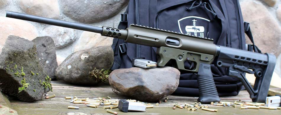 TNW Aero Survival Rifle in 22 WMR
