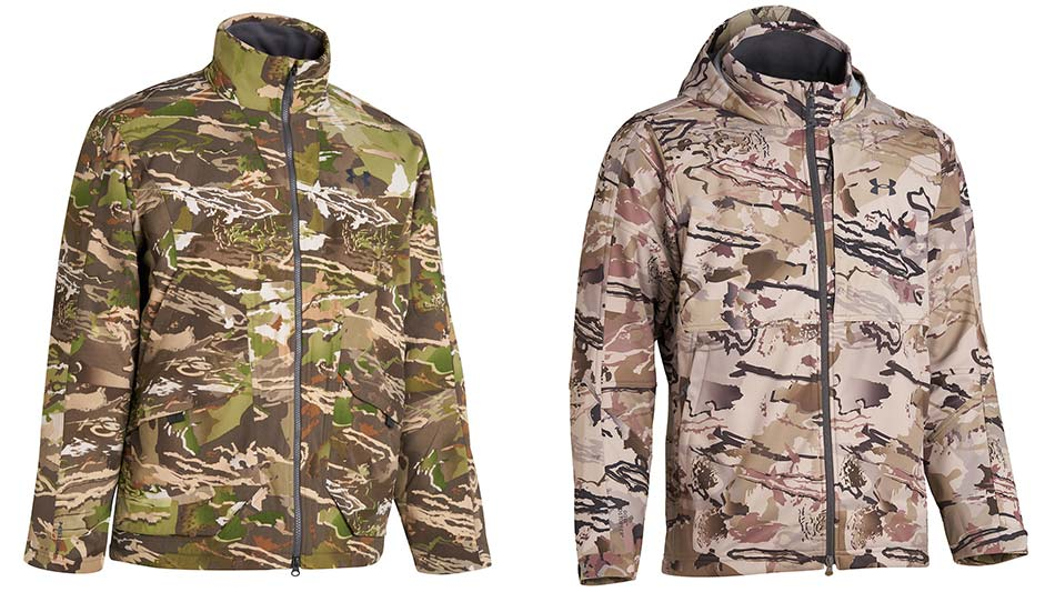Under Armor New Jackets for 2018