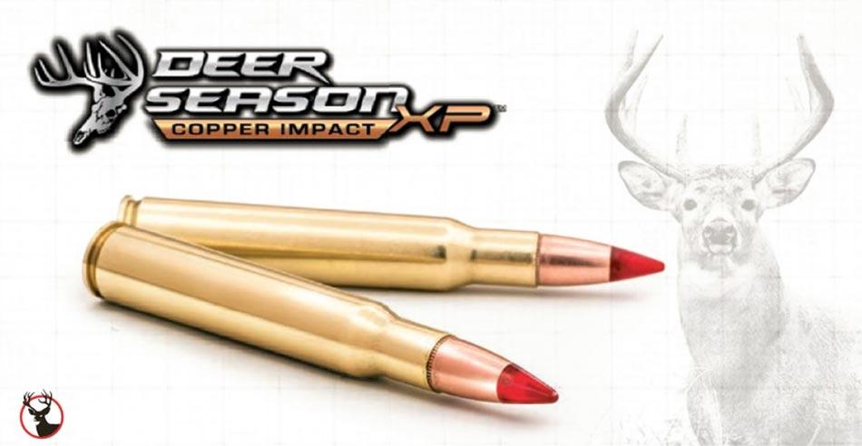 Winchester Deer Season Copper Impact XP