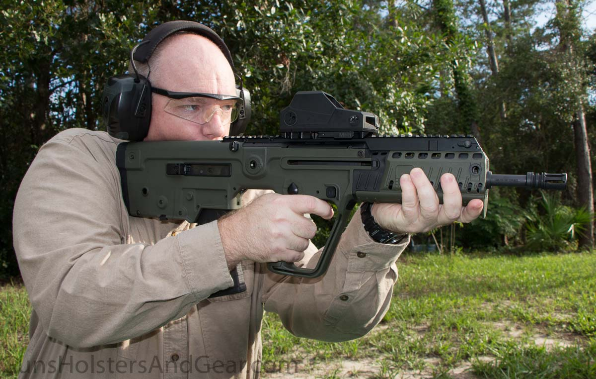 IWI Tavor x95 Review Featured Image
