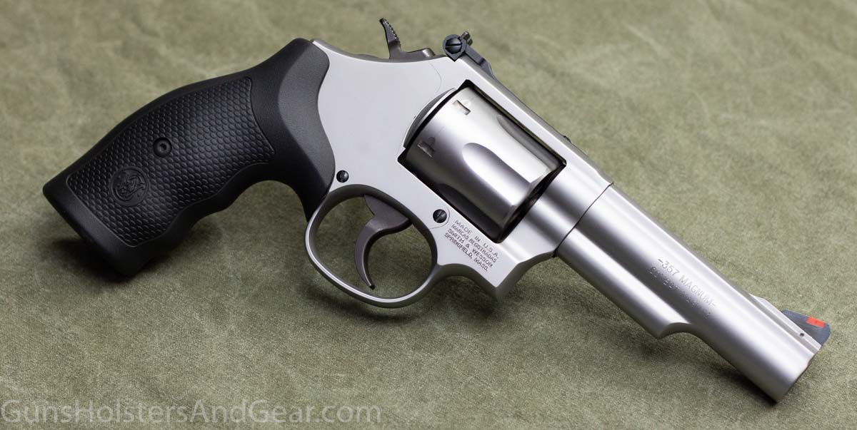 S&W Model 66 Review