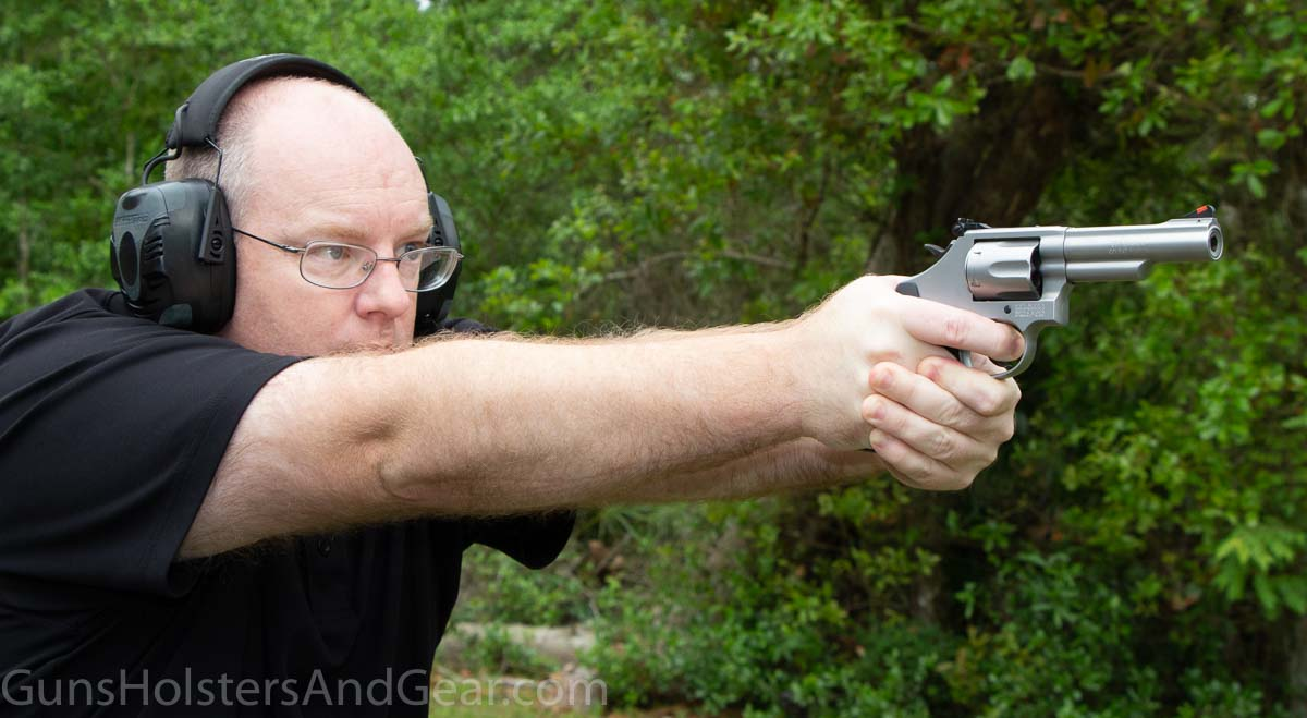 Smith Wesson Model 66 Review