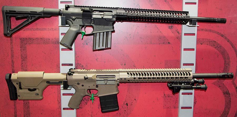 Novos Rifles para 2019