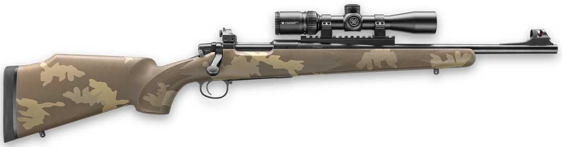 Remington Model 7 Scoped Scout Rifle
