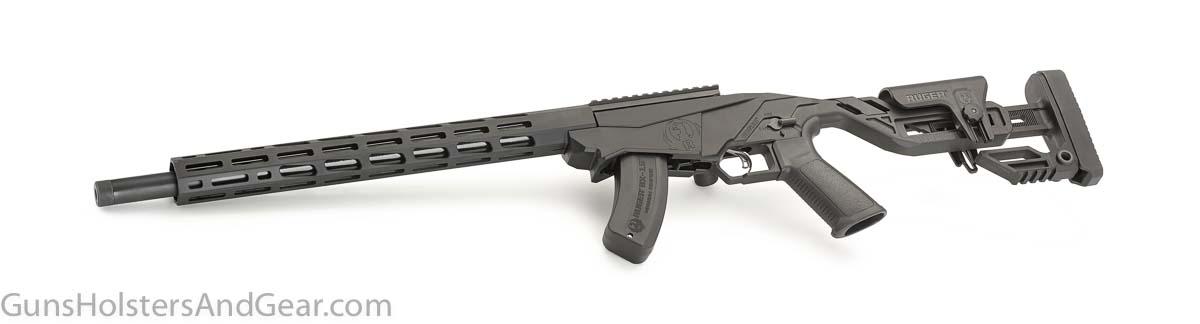Ruger Precision Rimfire Magnum at 2019 SHOT Show