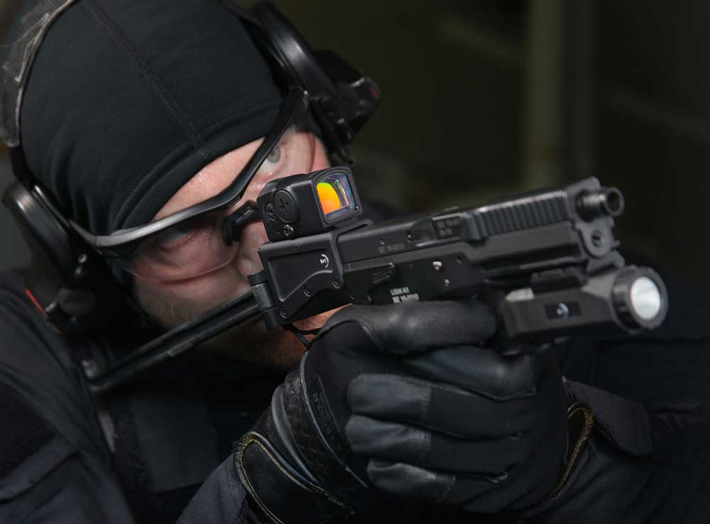 Aimpoint Acro In Action