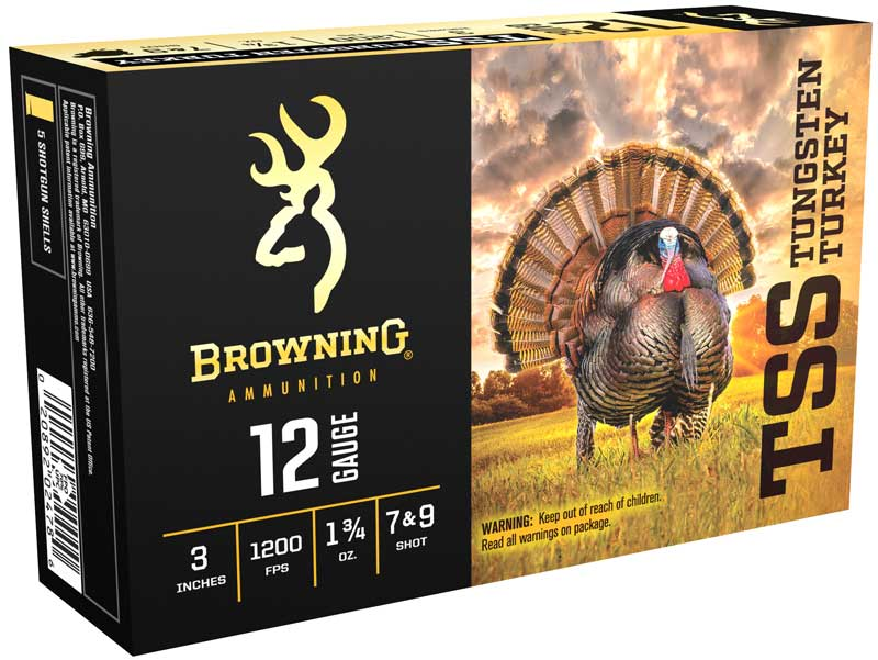 Browning TSS Tungsten Turkey