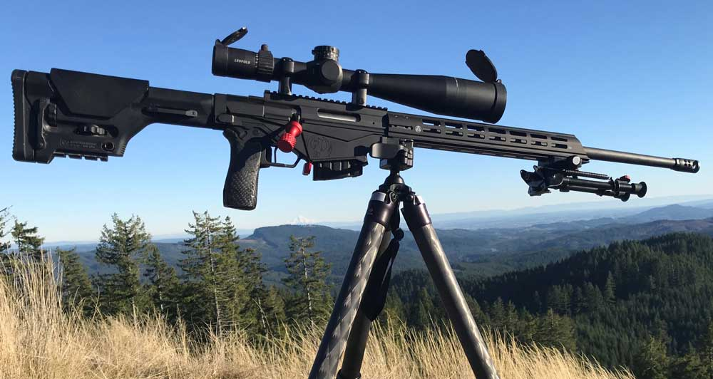 Catalyst Arms Fast Track on Ruger Precision Rifle