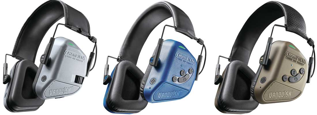Champion Vanquish Electronic Hearing Protection