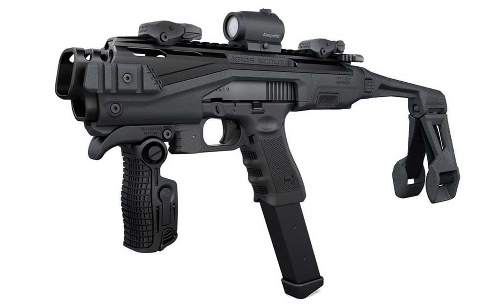 FAB Defense KPOS Slingshot