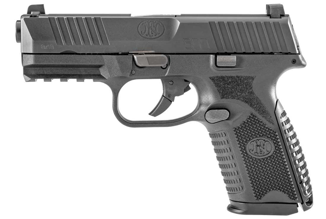 FN 509 de médio porte no SHOT Show