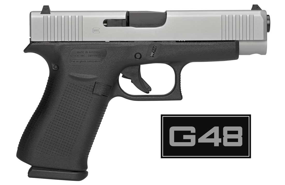 Glock G48 Novo Revólver