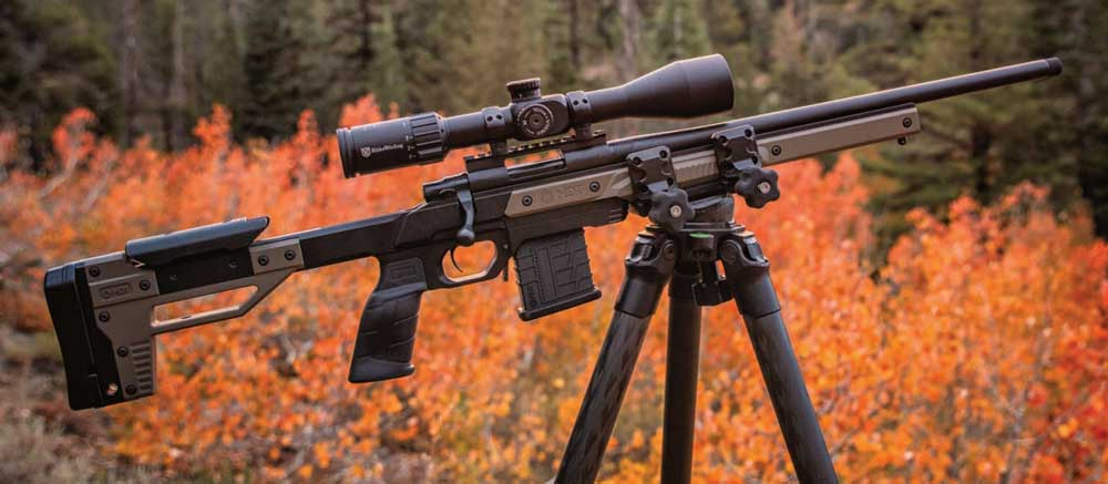 Howa Oryx Chassis Rifle