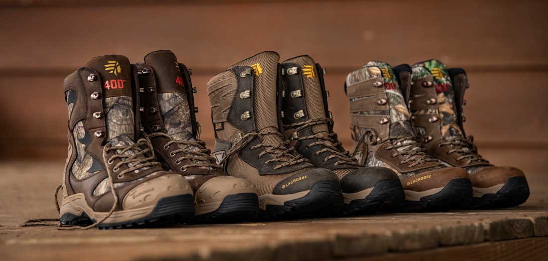 LaCrosse Atlas Boots at the SHOT Show