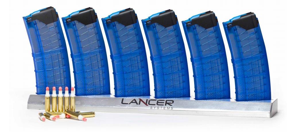 Lancer L5AWM Safety Magazines