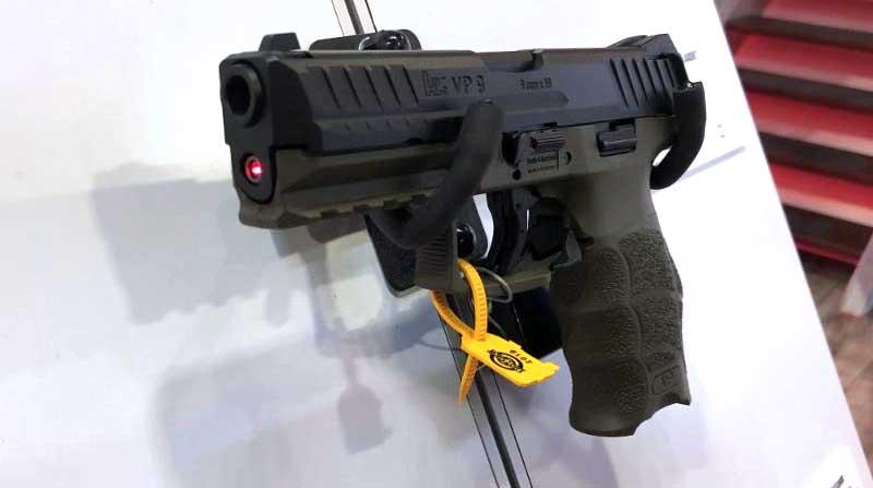 LaserMax Guide Rod for HK VP9