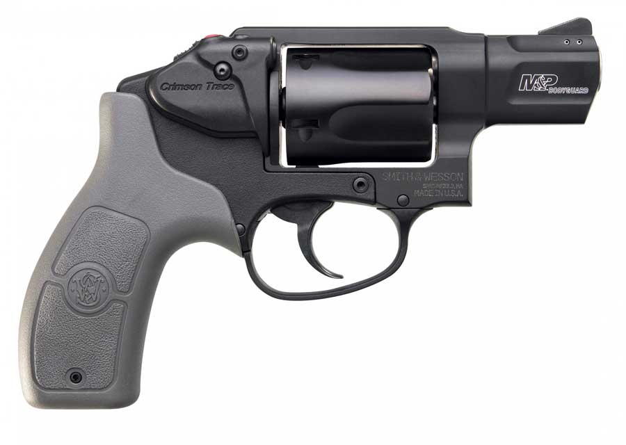 New Smith and Wesson Bodyguard 38 Revolver