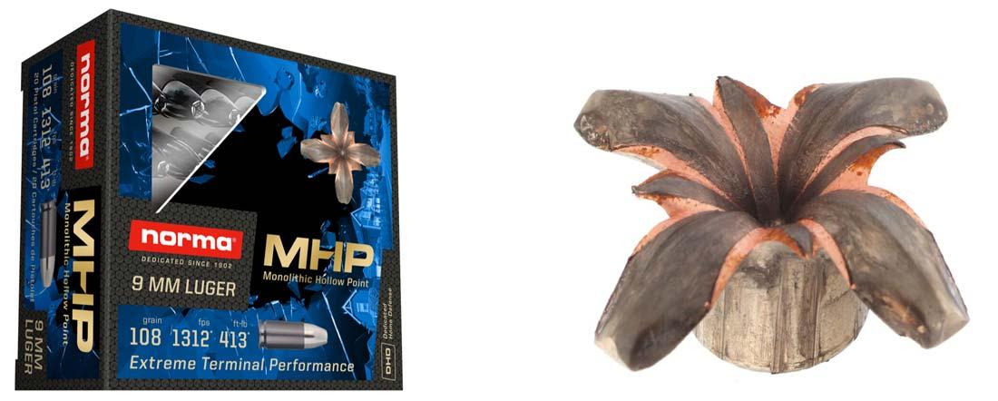 Norma MHP Self Defense Ammunition