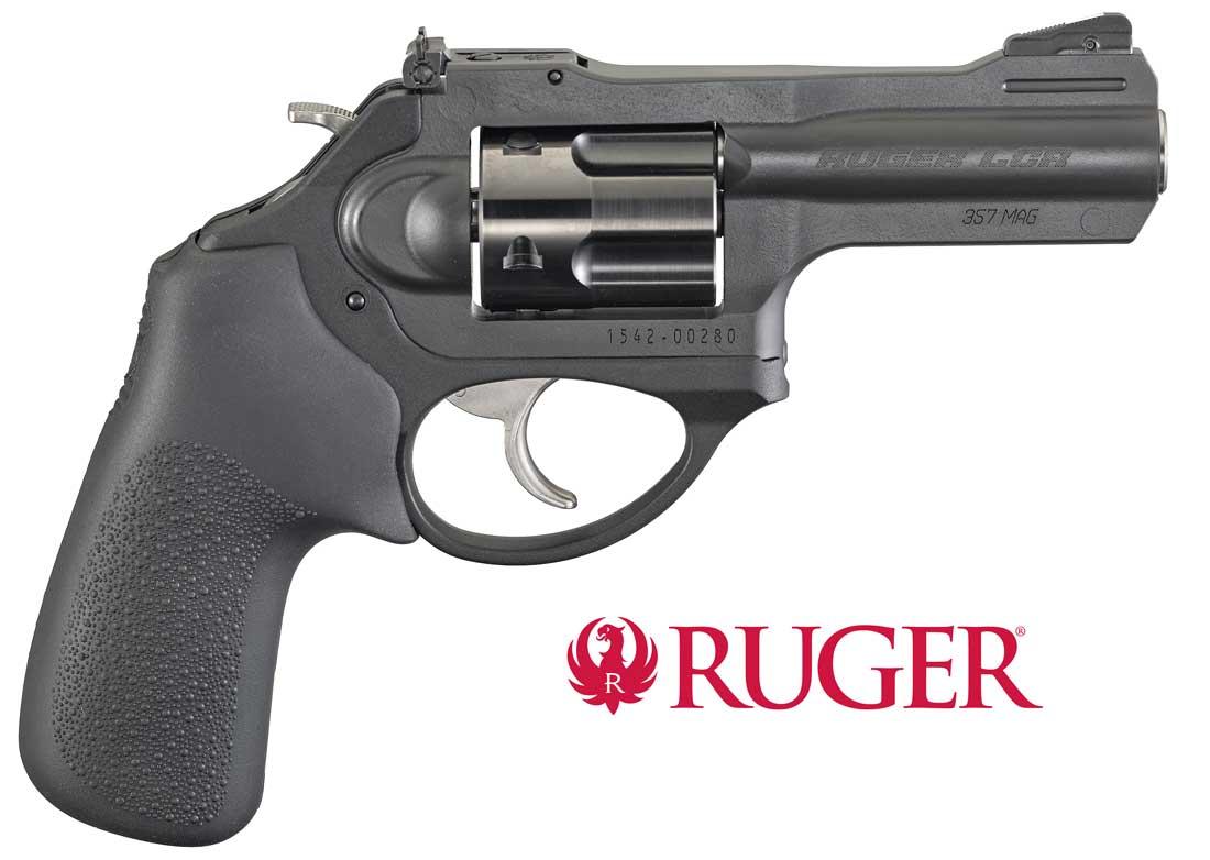 Ruger LCRx 357 Magnum