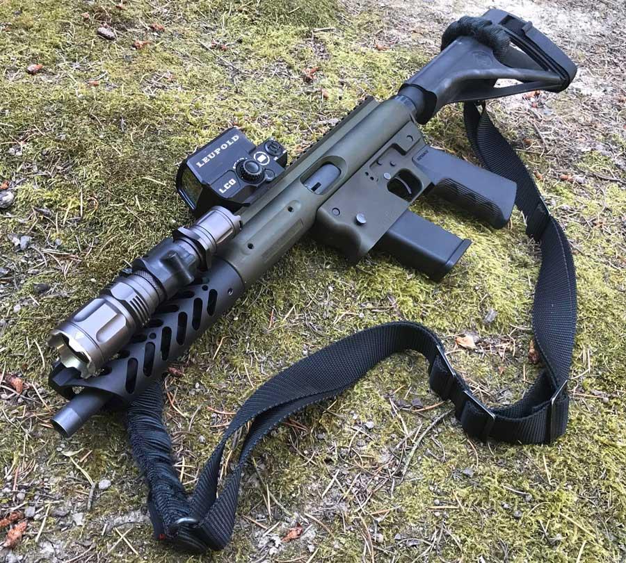 TNW Aero Survival Rifle 460 Rowland