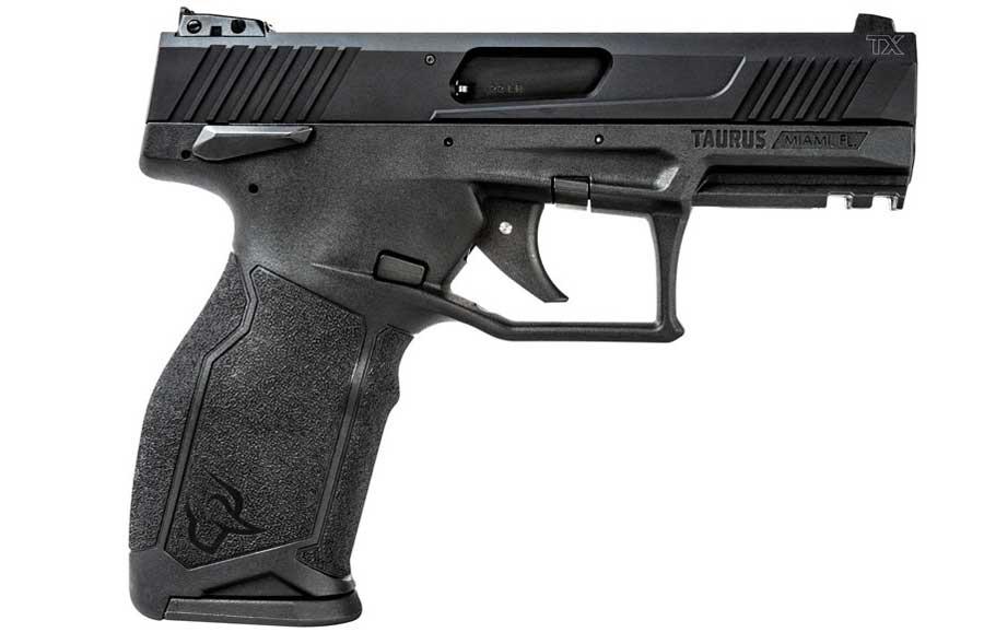 Taurus TX22 New Pistol