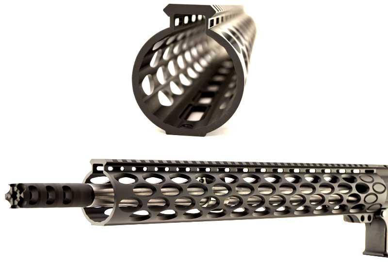 ARs Exclusivos Slimline Hand Guard