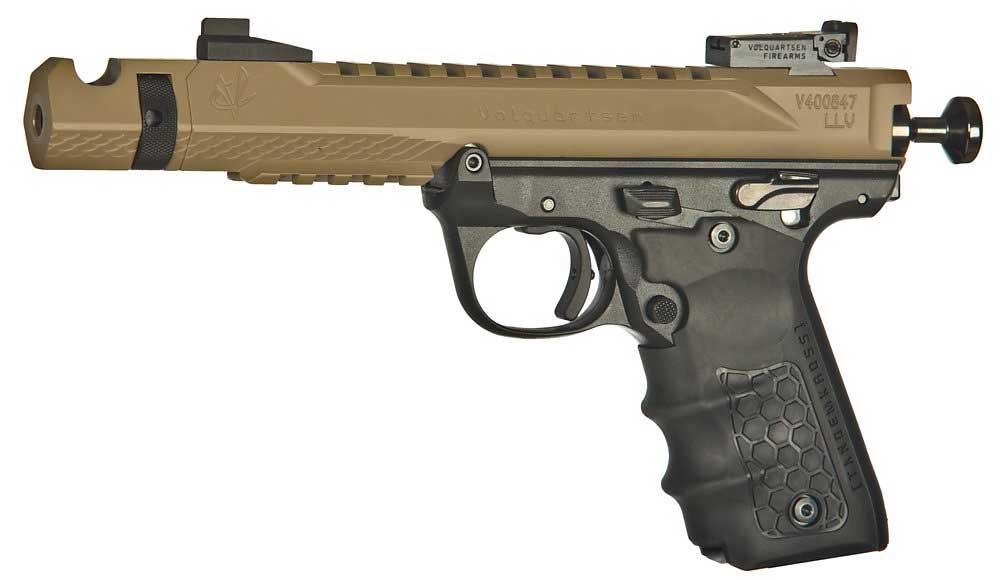 Volquartsen Black Mamba Pistol in 22LR